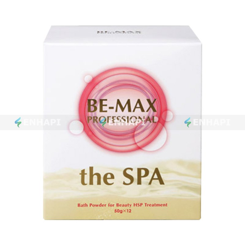 Bột tắm trắng Be Max The Spa Bath Powder – SKC0881