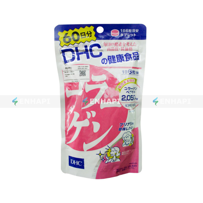 Collagen DHC 360 viên – CLG0058