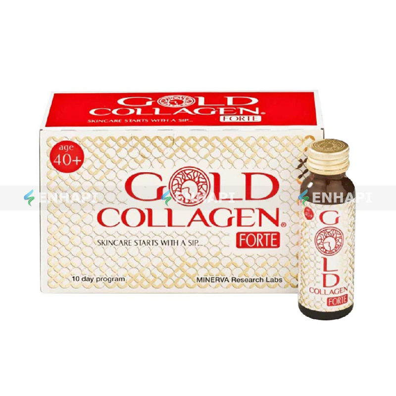 Collagen dạng nước Gold Collagen Forte – CLG0022