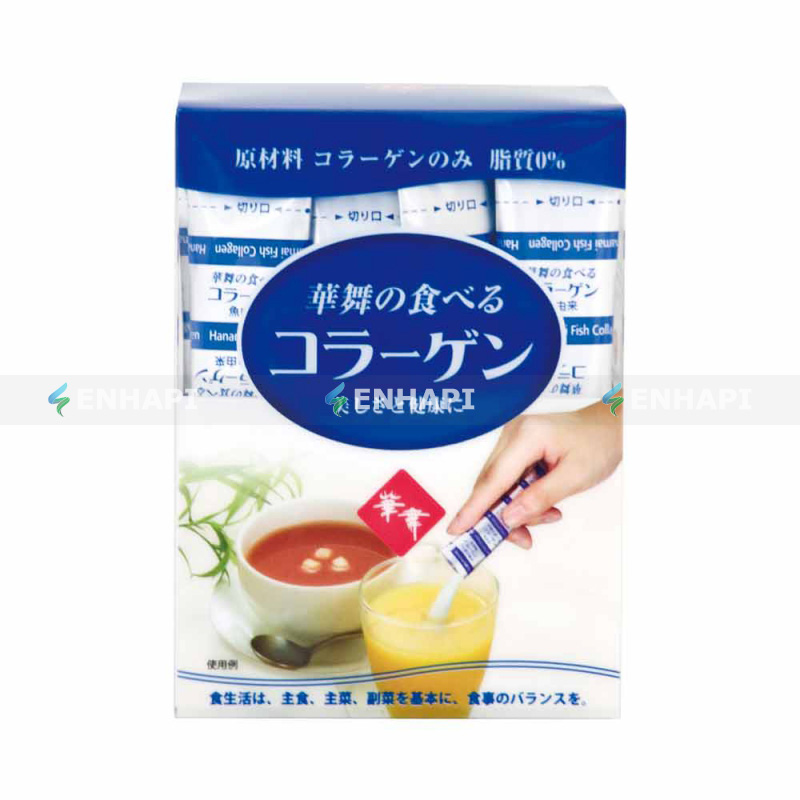 Collagen dạng bột Fish Collagen Hanamai – CLG0013